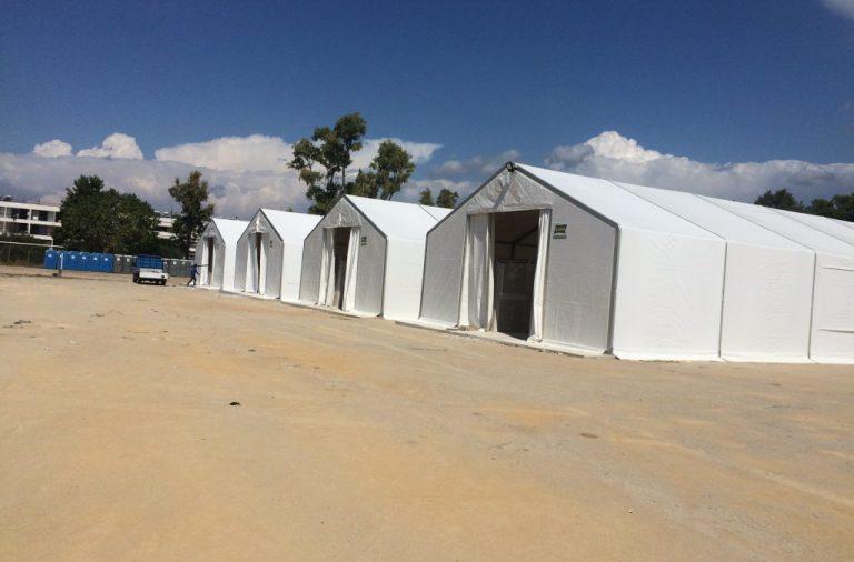 Ερώτηση προς τον Υπουργό Προστασίας του Πολίτη σχετικά με την Ανοιχτή Δομή Προσφύγων της Κορίνθου, καταθέτουν βουλευτές του ΚΚΕ